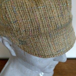 Tweed Wool Hat